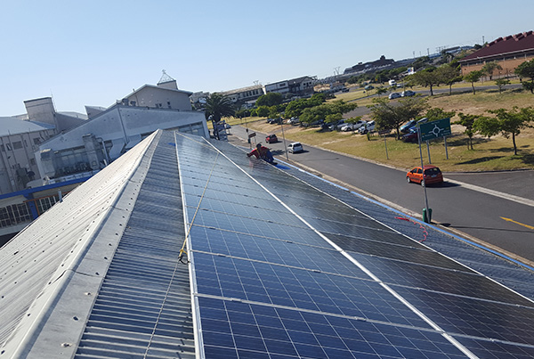 Ellies Cape Town 20kWp