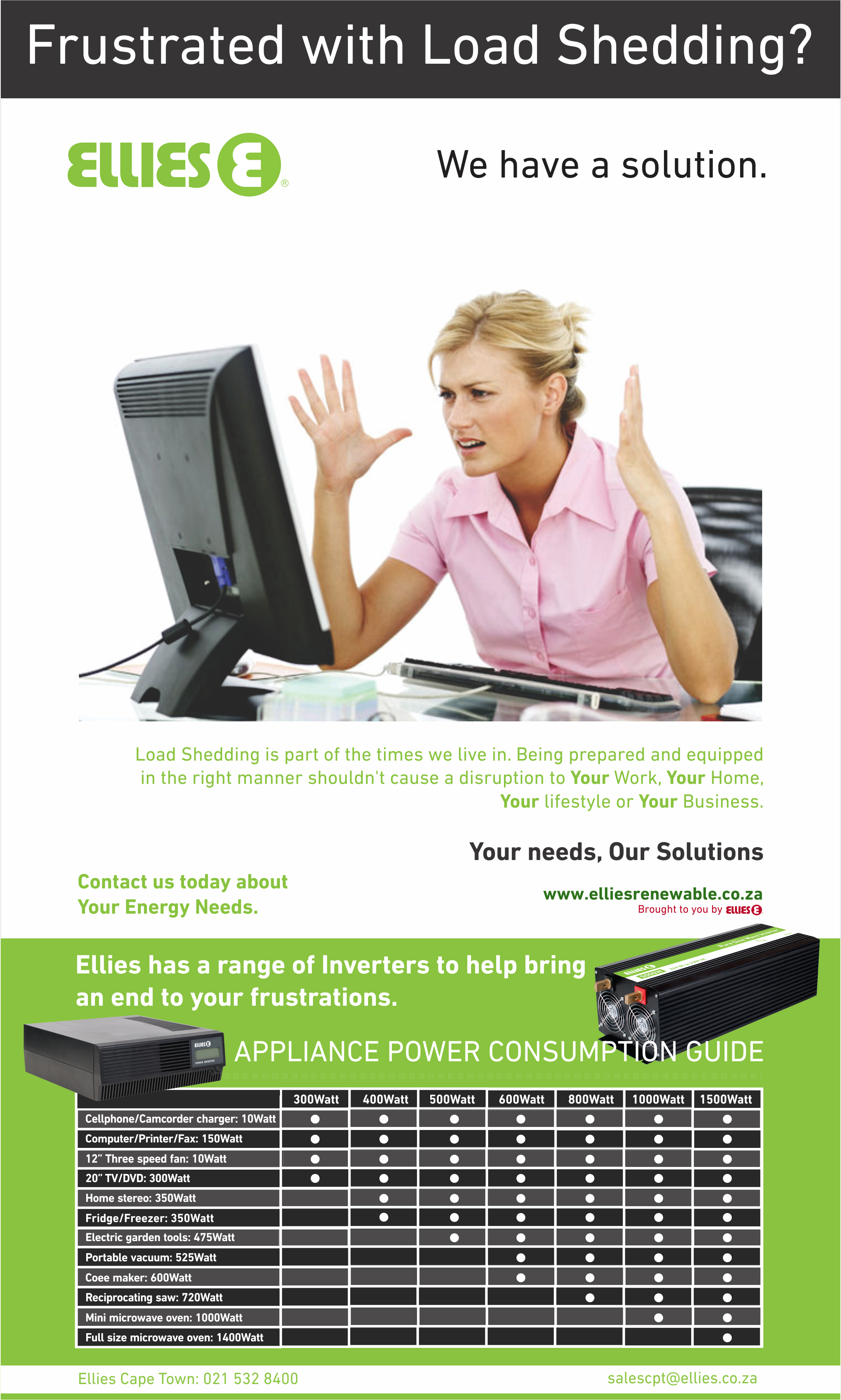 Power Backup Solutions