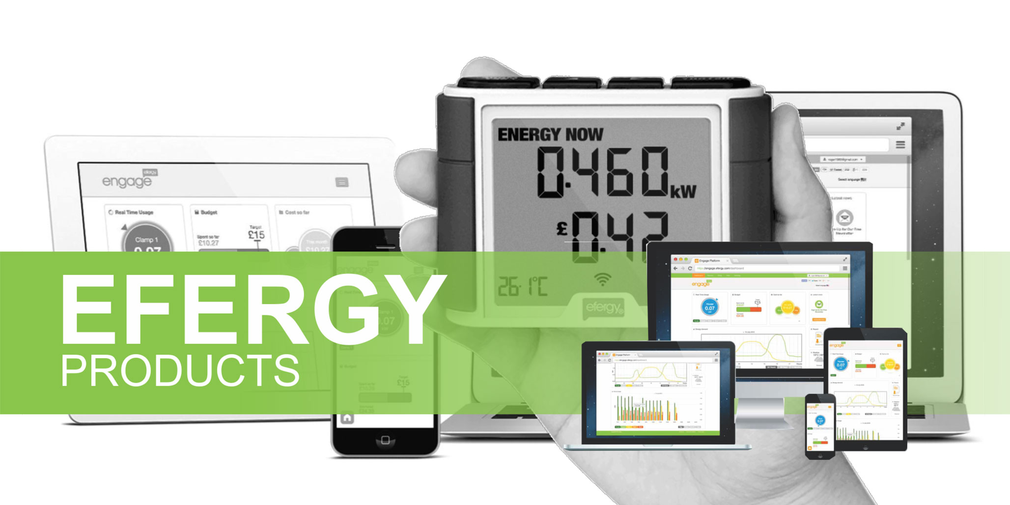 EFERGY - energy monitoring