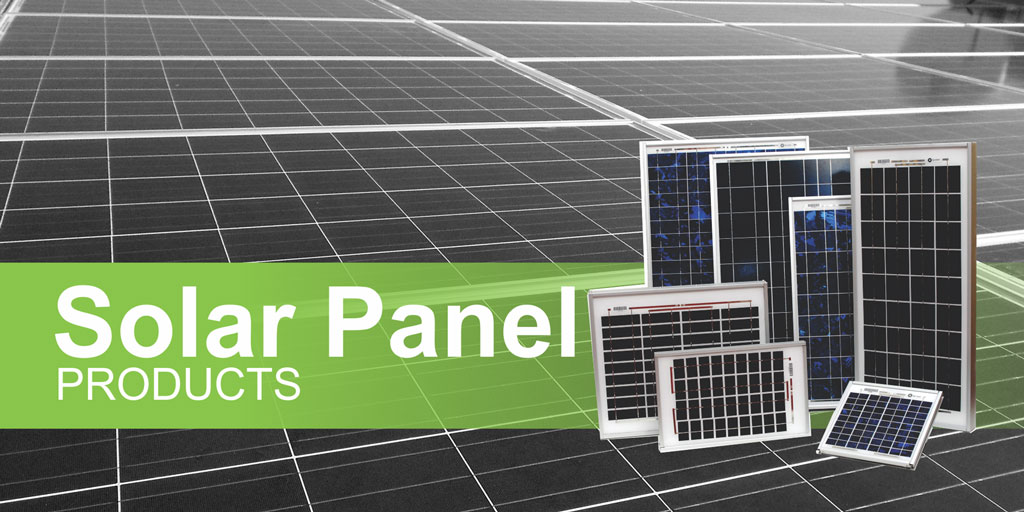 View Ellies' range of Solar Panel products