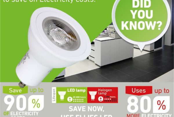 Ellies energy efficient lighting